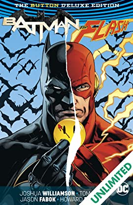 Batman/The Flash: The Button Deluxe Edition