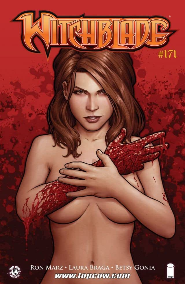 Witchblade #171