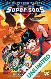 Super Sons (2017-) Vol. 1: When I Grow Up