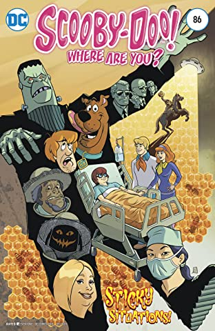 Scooby-Doo, Where Are You? (2010-) No.86