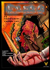 Latin America: State of Fury (L.A.S.O.F) #1