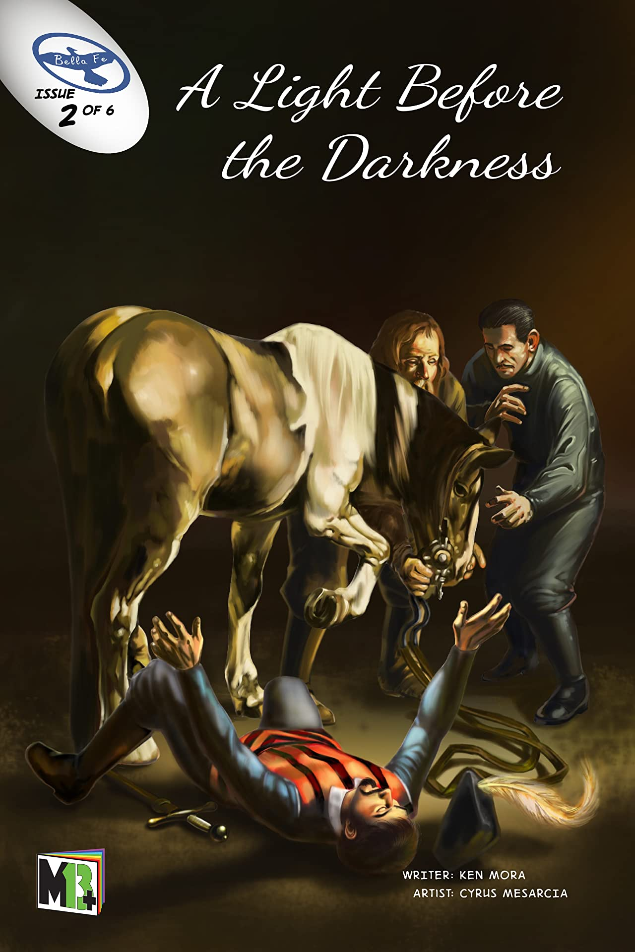 A Light Before The Darkness #2 (of 6)