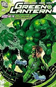 Green Lantern (2005-2011) #26