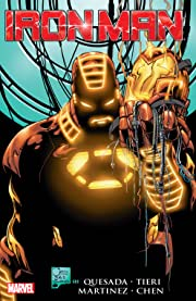 Iron Man by Joe Quesada