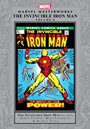 Iron Man Masterworks Vol. 8