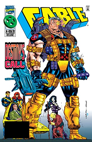 Cable (1993-2002) #29