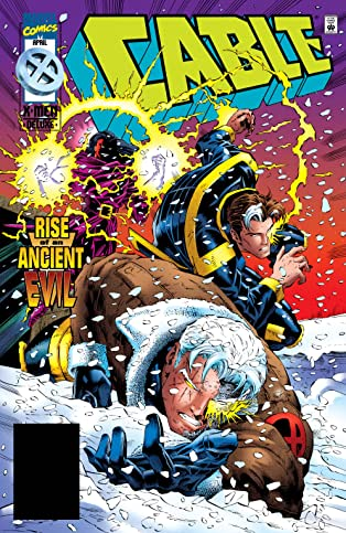 Cable (1993-2002) #30