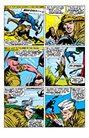 Captain Savage (1968-1970) #1