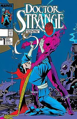 Doctor Strange: Sorcerer Supreme (1988-1996) #1