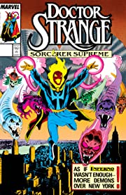Doctor Strange: Sorcerer Supreme (1988-1996) #2