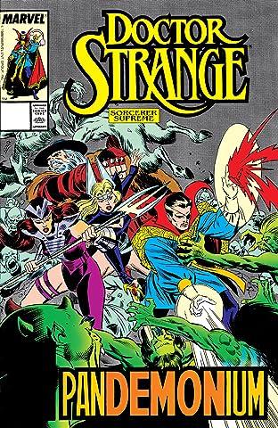 Doctor Strange: Sorcerer Supreme (1988-1996) #3