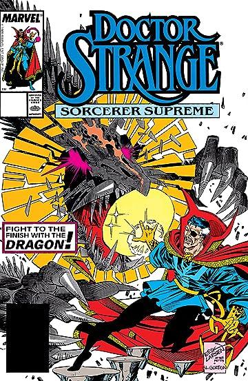 Doctor Strange: Sorcerer Supreme (1988-1996) #4