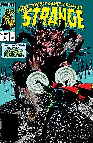 Doctor Strange: Sorcerer Supreme (1988-1996) #6
