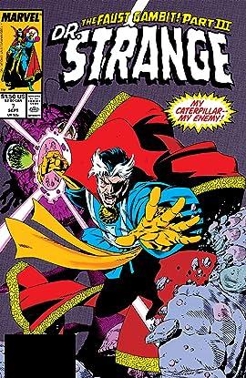 Doctor Strange: Sorcerer Supreme (1988-1996) #7