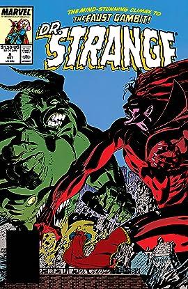 Doctor Strange: Sorcerer Supreme (1988-1996) #8