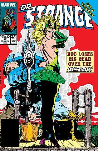 Doctor Strange: Sorcerer Supreme (1988-1996) #12