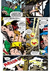 Doctor Strange: Sorcerer Supreme (1988-1996) #13