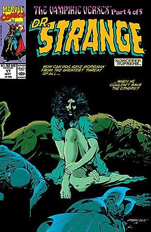 Doctor Strange: Sorcerer Supreme (1988-1996) #17