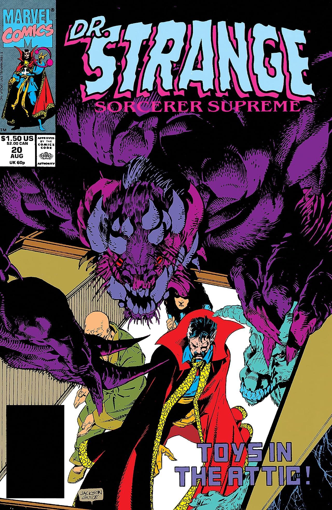 Doctor Strange: Sorcerer Supreme (1988-1996) #20