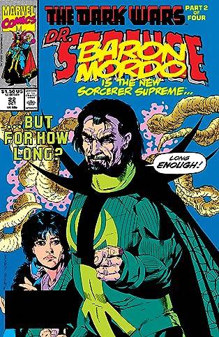 Doctor Strange: Sorcerer Supreme (1988-1996) #22