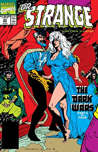 Doctor Strange: Sorcerer Supreme (1988-1996) #23