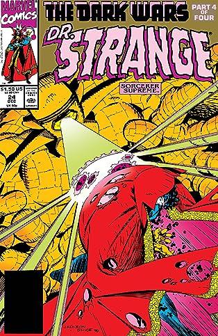 Doctor Strange: Sorcerer Supreme (1988-1996) #24