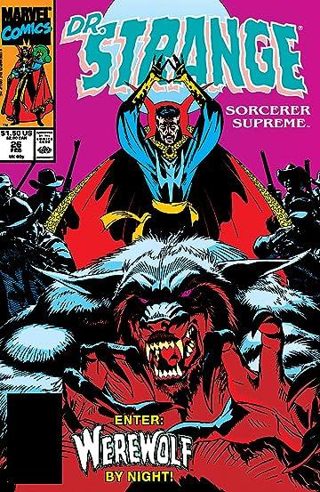 Doctor Strange: Sorcerer Supreme (1988-1996) #26