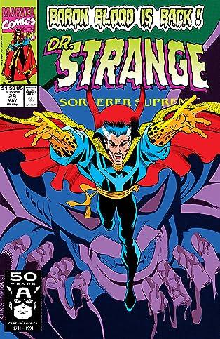 Doctor Strange: Sorcerer Supreme (1988-1996) #29