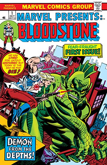 Marvel Presents (1975-1977) #1