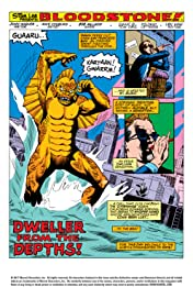Marvel Presents (1975) #1