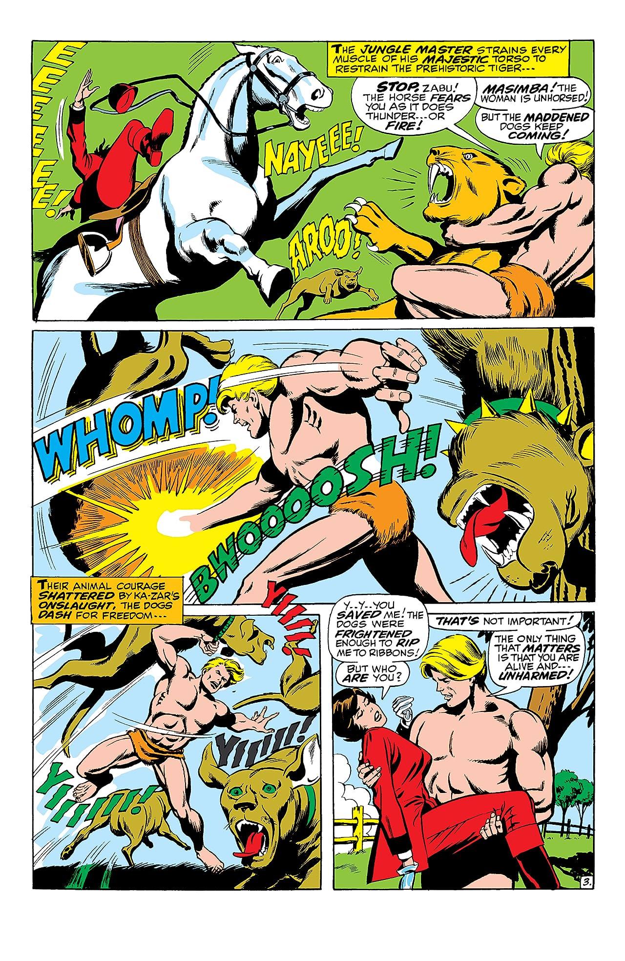 Marvel Super Heroes (1967-1982) #19