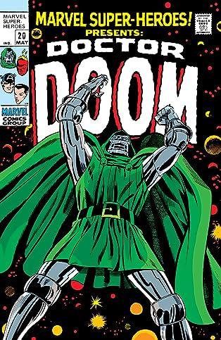 Marvel Super Heroes (1967-1982) #20