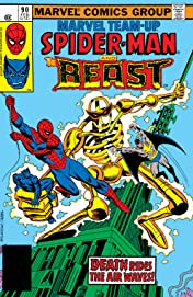 Marvel Team-Up (1972-1985) #90