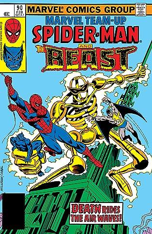 Marvel Team-Up (1972-1985) #90