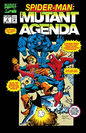 Spider-Man: The Mutant Agenda (1994) #0