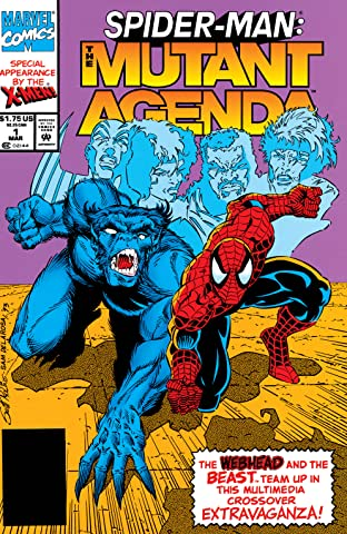 Spider-Man: The Mutant Agenda (1994) #1