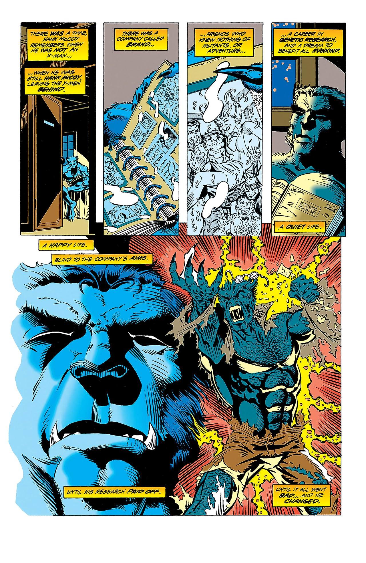 Spider-Man: The Mutant Agenda (1994) #1