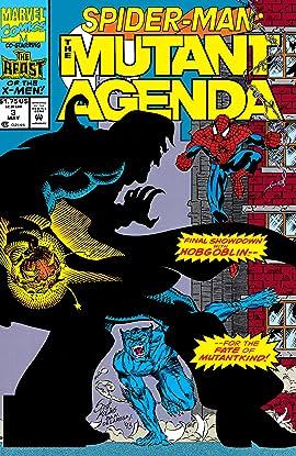 Spider-Man: The Mutant Agenda (1994) #3