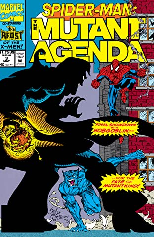 Spider-Man: The Mutant Agenda (1994) #3
