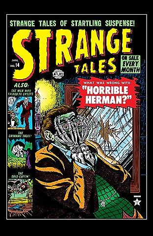 Strange Tales (1951-1968) #14