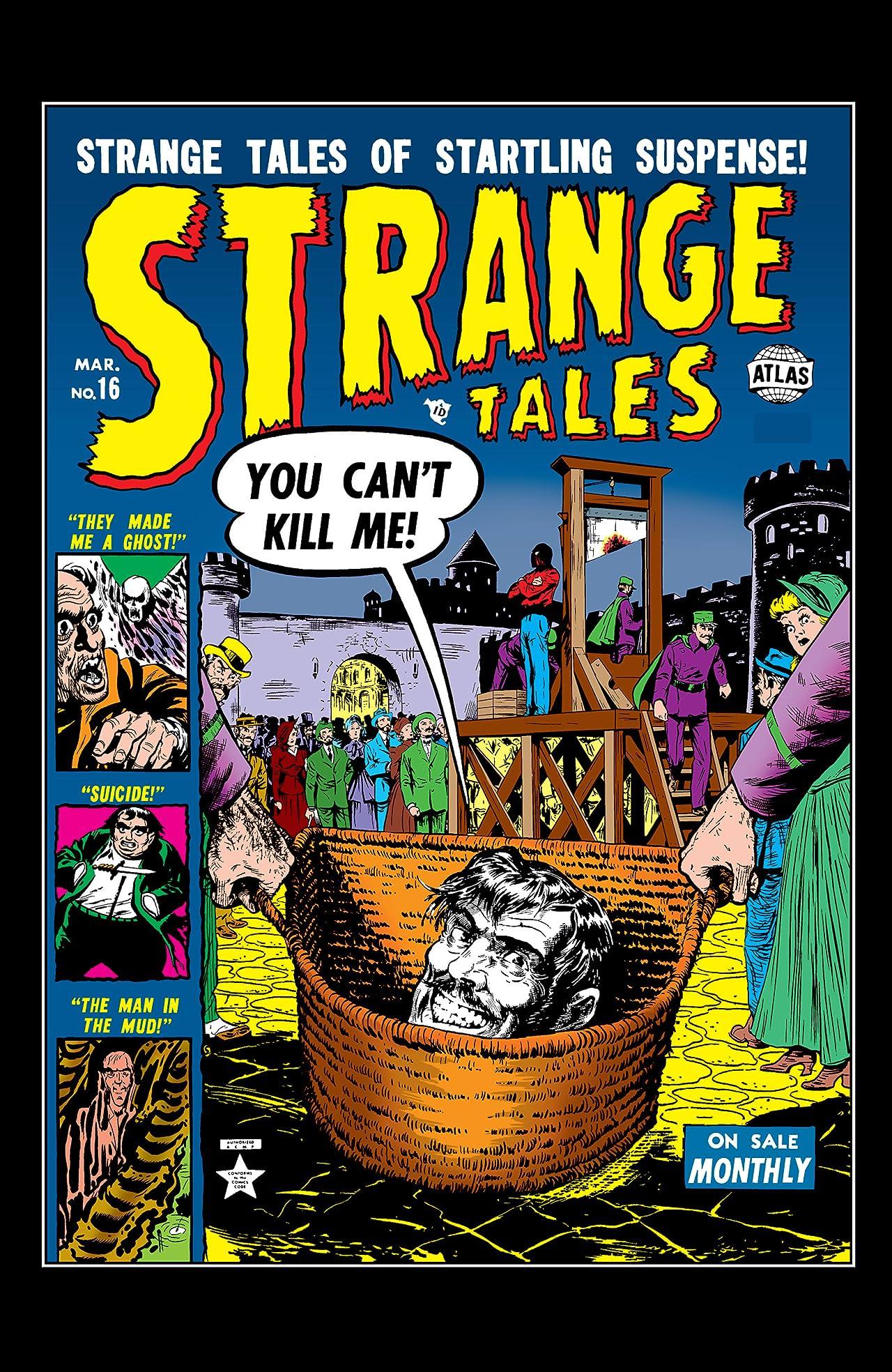 Strange Tales (1951-1968) #16