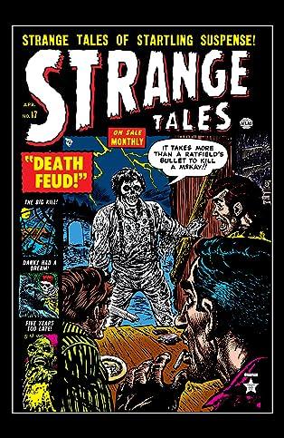 Strange Tales (1951-1968) #17