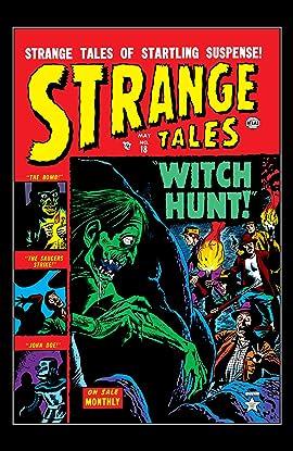 Strange Tales (1951-1968) #18