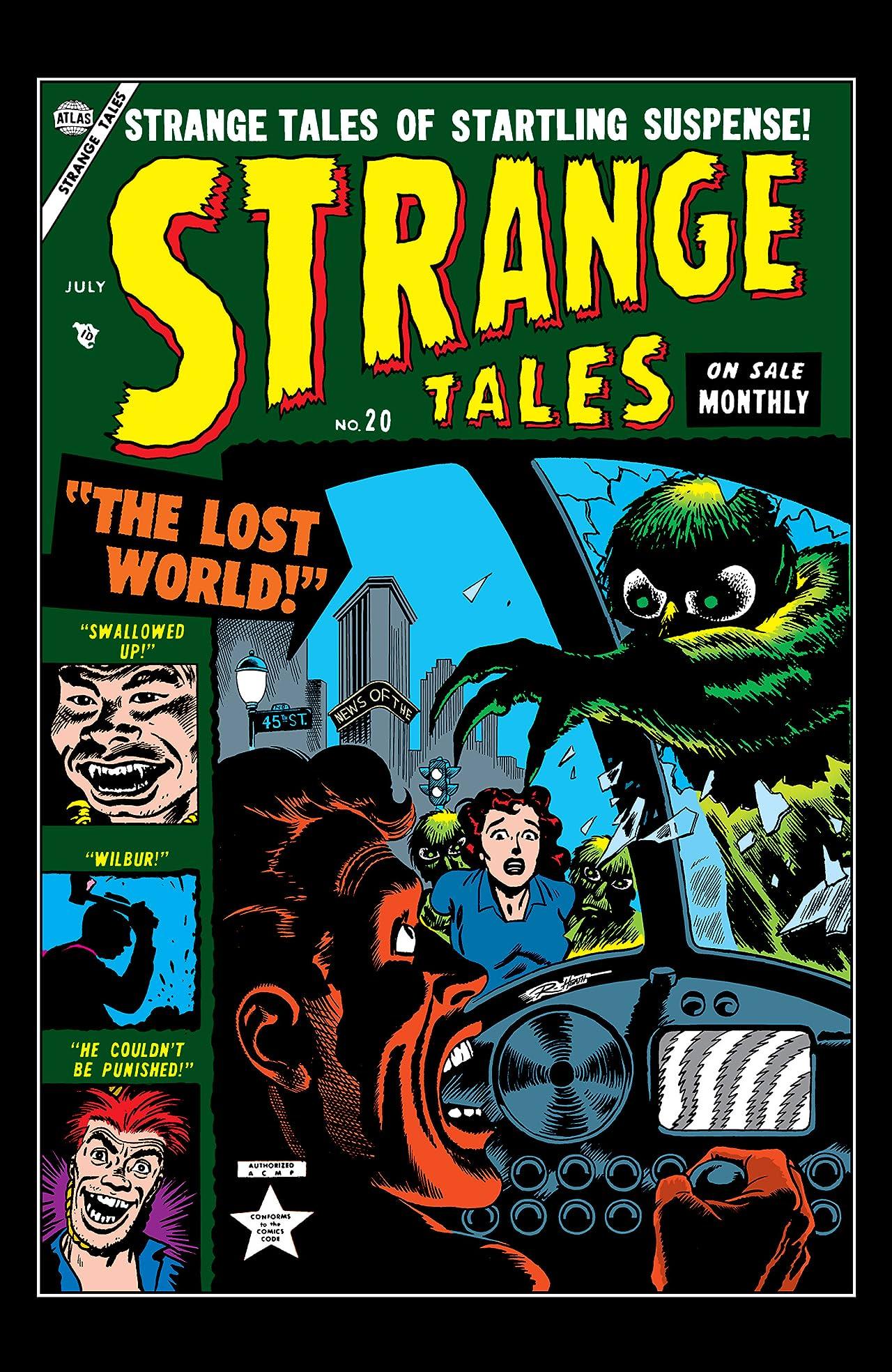 Strange Tales (1951-1968) #20