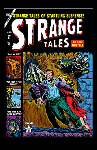 Strange Tales (1951-1968) #21