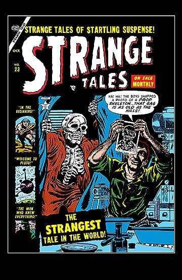 Strange Tales (1951-1968) #23