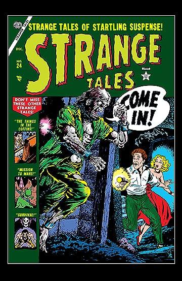 Strange Tales (1951-1968) #24