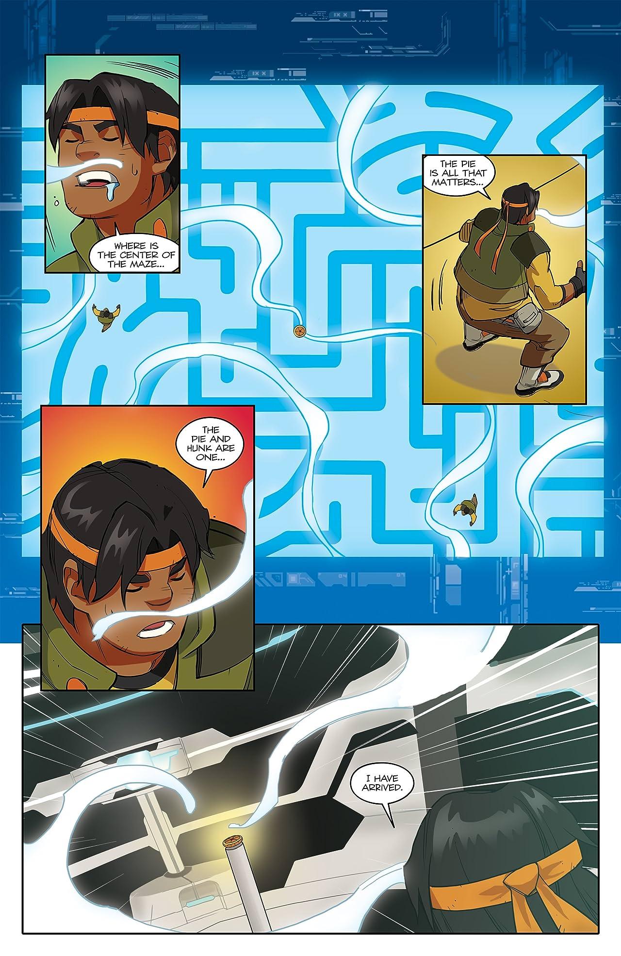 Voltron: Legendary Defender Vol. 2 #1