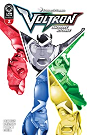 Voltron: Legendary Defender Vol. 2 #2