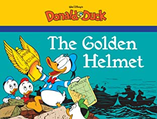 The Golden Helmet: Starring Walt Disney's Donald Duck